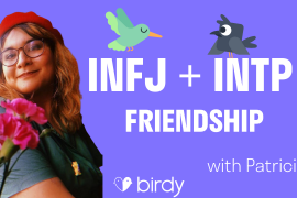 INFJ + INTP Friendship
