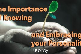 The Importance of Knowing and Embracing your Personality