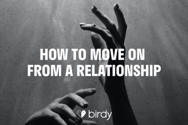 How to move on from a relationship