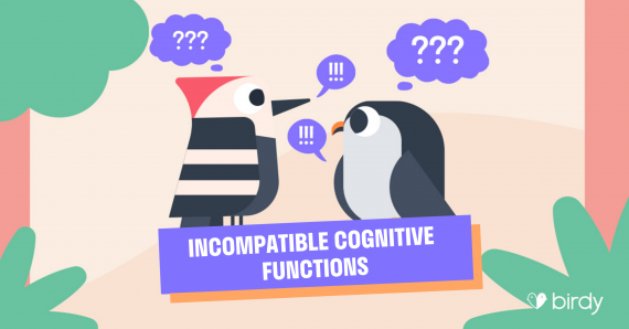 Incompatible Cognitive Functions