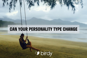 Can Your Personality Type Change