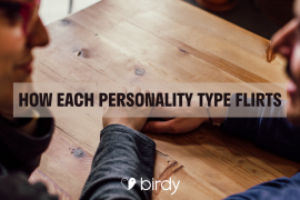 How Each Personality Type Flirts