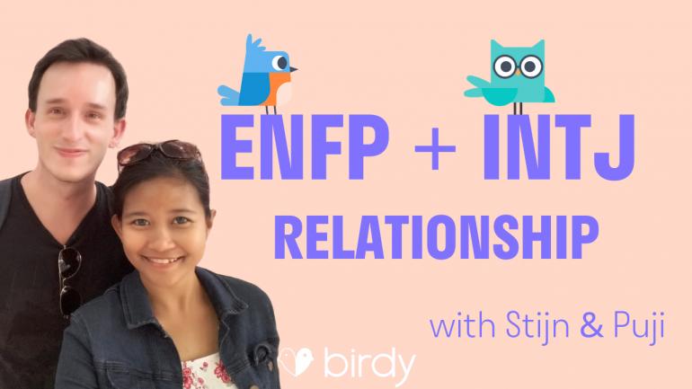 ENFP + INTJ Relationship